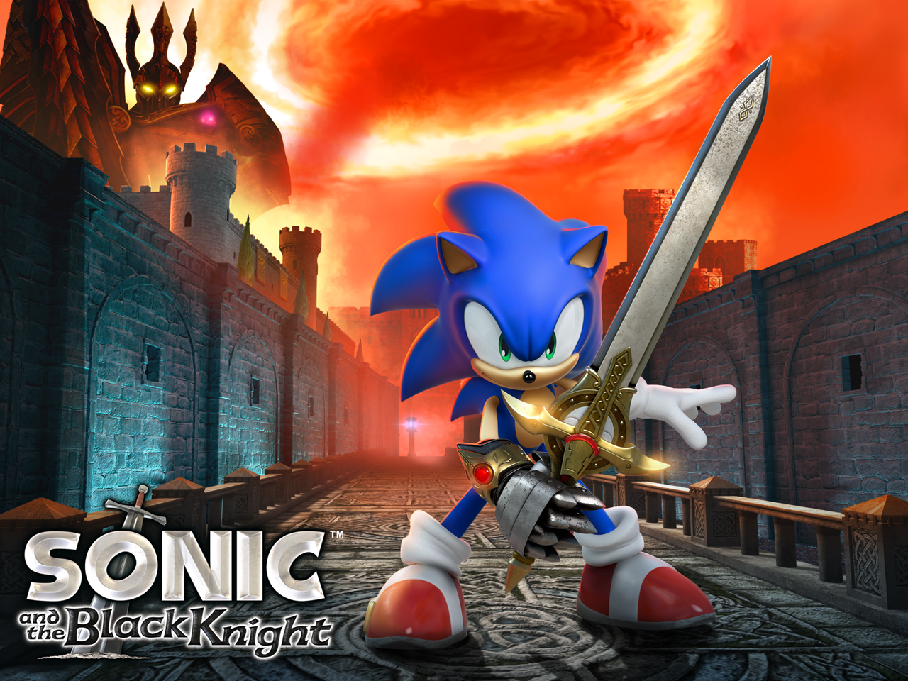 Pap 233 is de parede sonic and the black knight