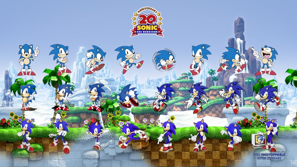 Pap 233 is de parede sonic generations