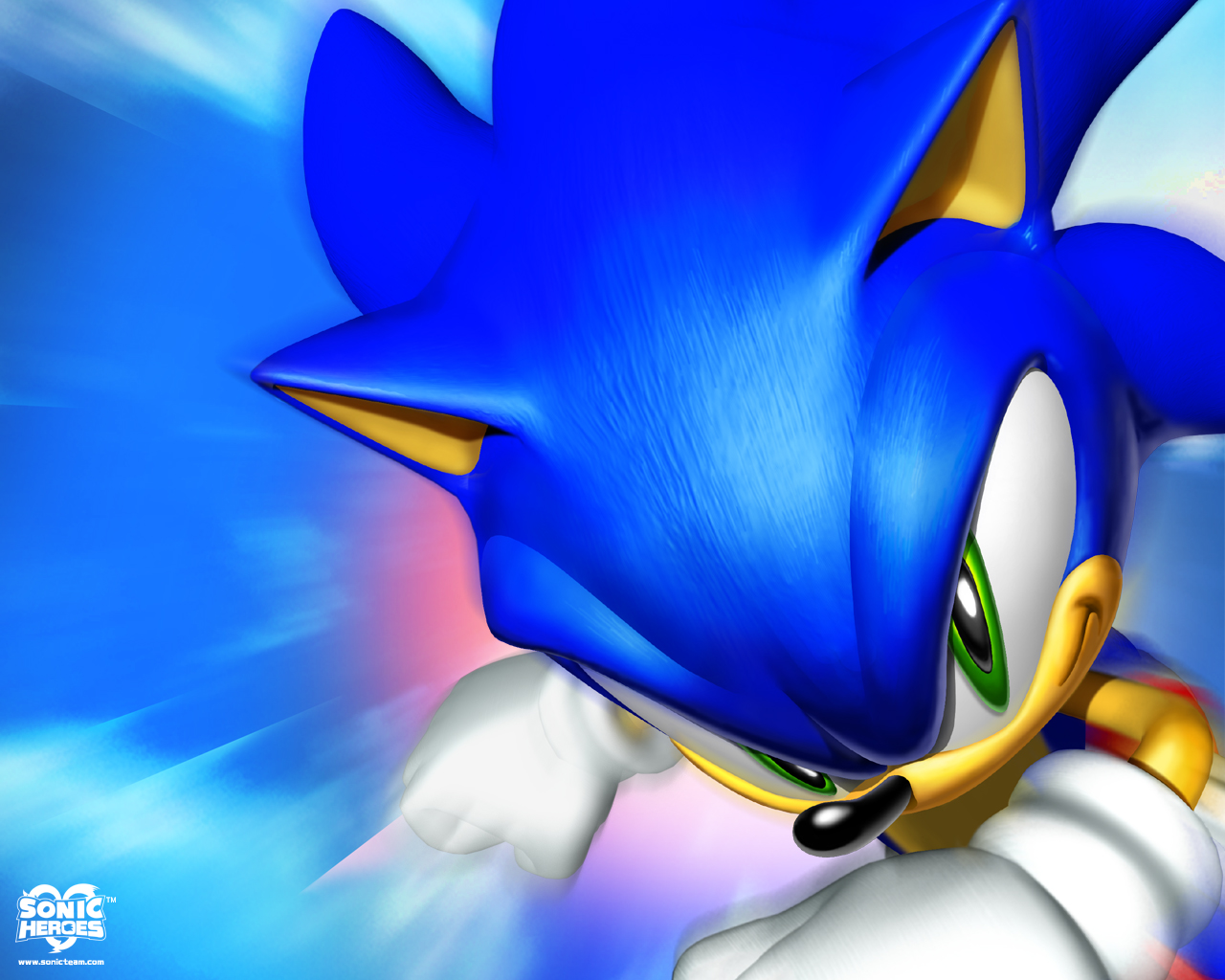 wallpaper sonic blue - photo #25