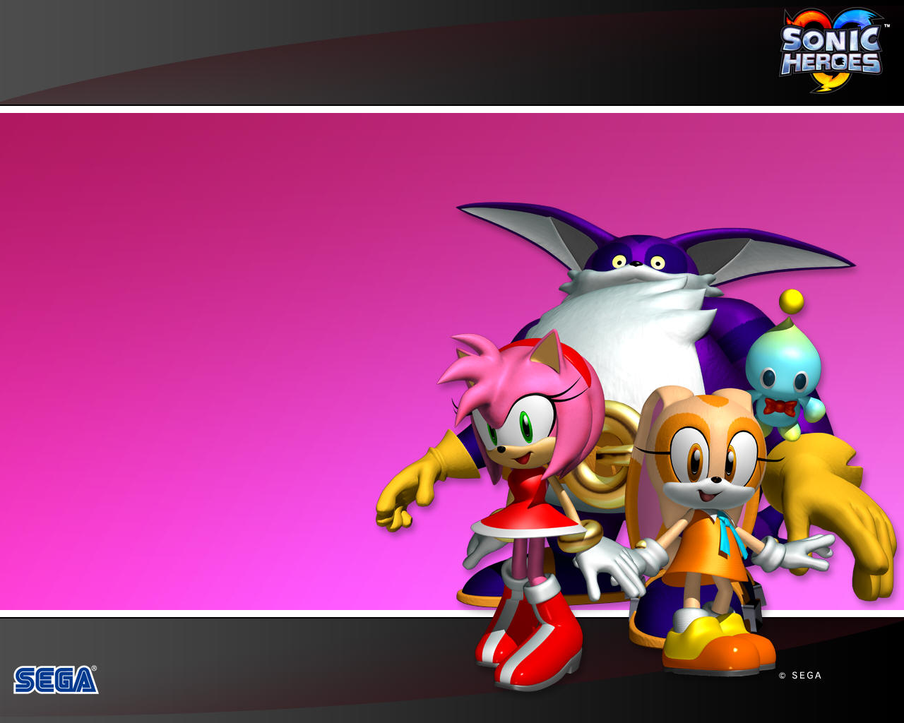 telecharger sonic heroes