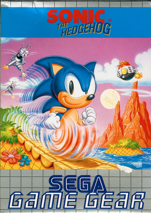 sonic 1 game gear